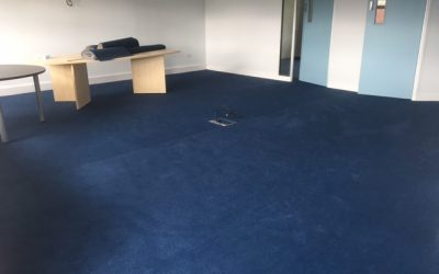 Fitting for finance: How we transformed the floor at Plumptree Kilby
