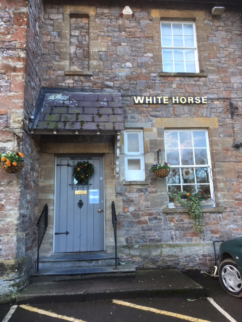 From noisy to cosy: how we fitted new carpets at the White Horse pub